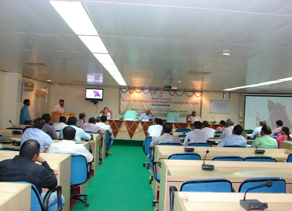 NATIONAL SEED RESEARCH AND TRAINING CENTRE, VARANASI